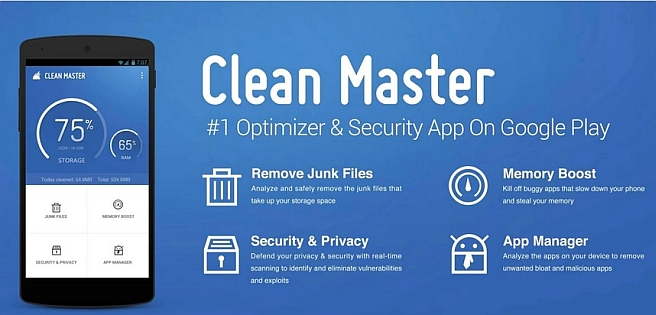 Clean master app review