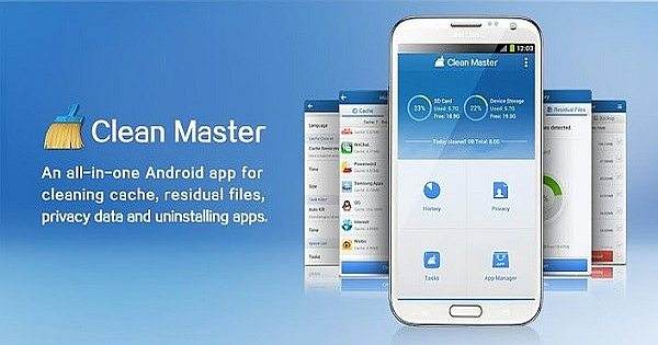 Easy ways to use clean master android optimizer app download clean master app - Clean master optimizer apk ...